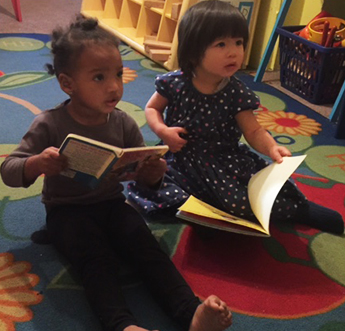 Children at Storytime